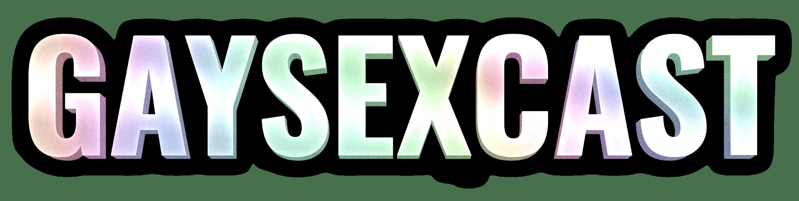 gaysexcast logo